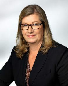 Katrine Riklund är prorektor på vid Umeå universitet. Foto: Wilke.